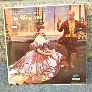 The King and I Vinyl Record